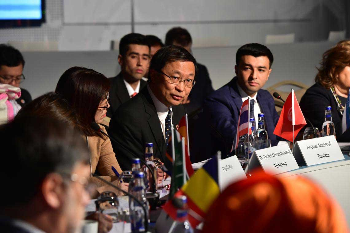 Startup Nations Ministerial at the Global Entrepreneurship Congress