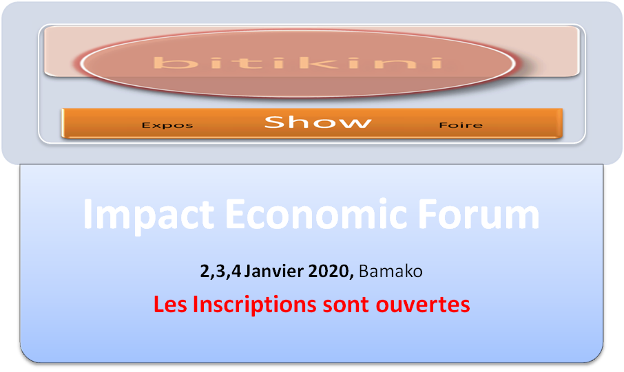 Impact Economic Forum & Bitikini SHOW 3