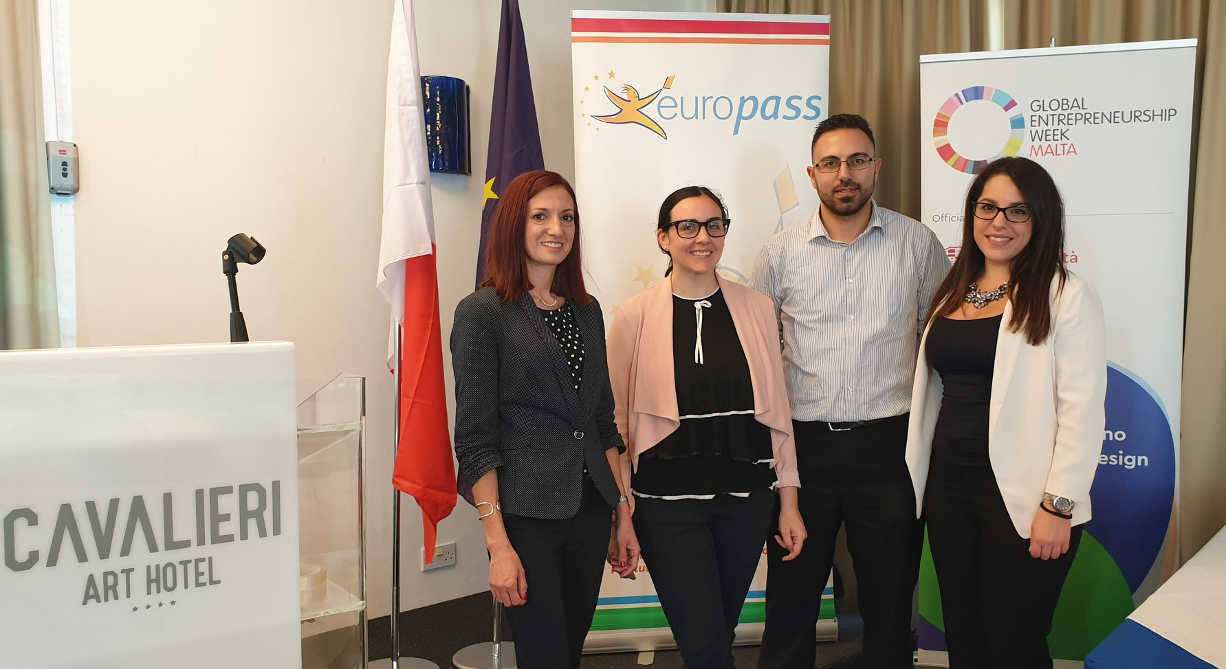 Europass conference for SCPD educators