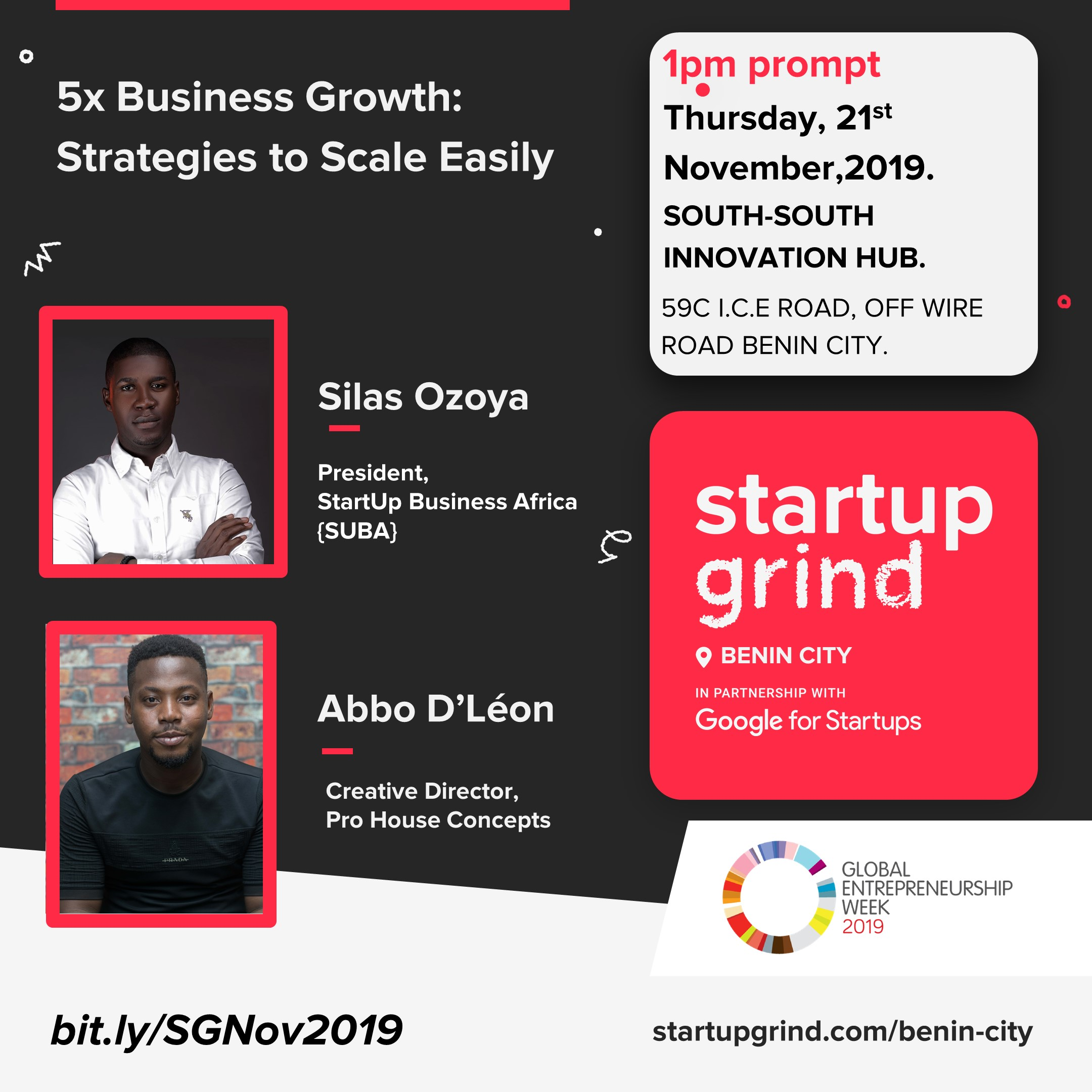 5x Business Growth: Strategies to Scale Easily with Silas Ozoya