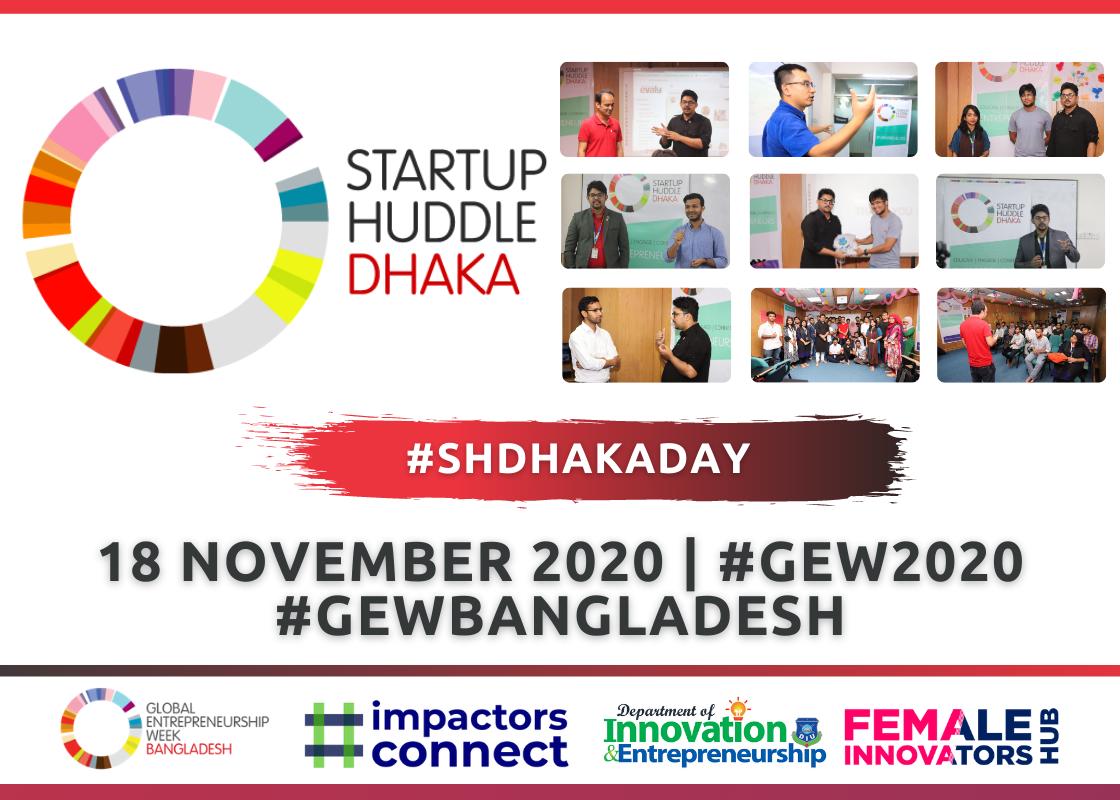 Startup Huddle Dhaka