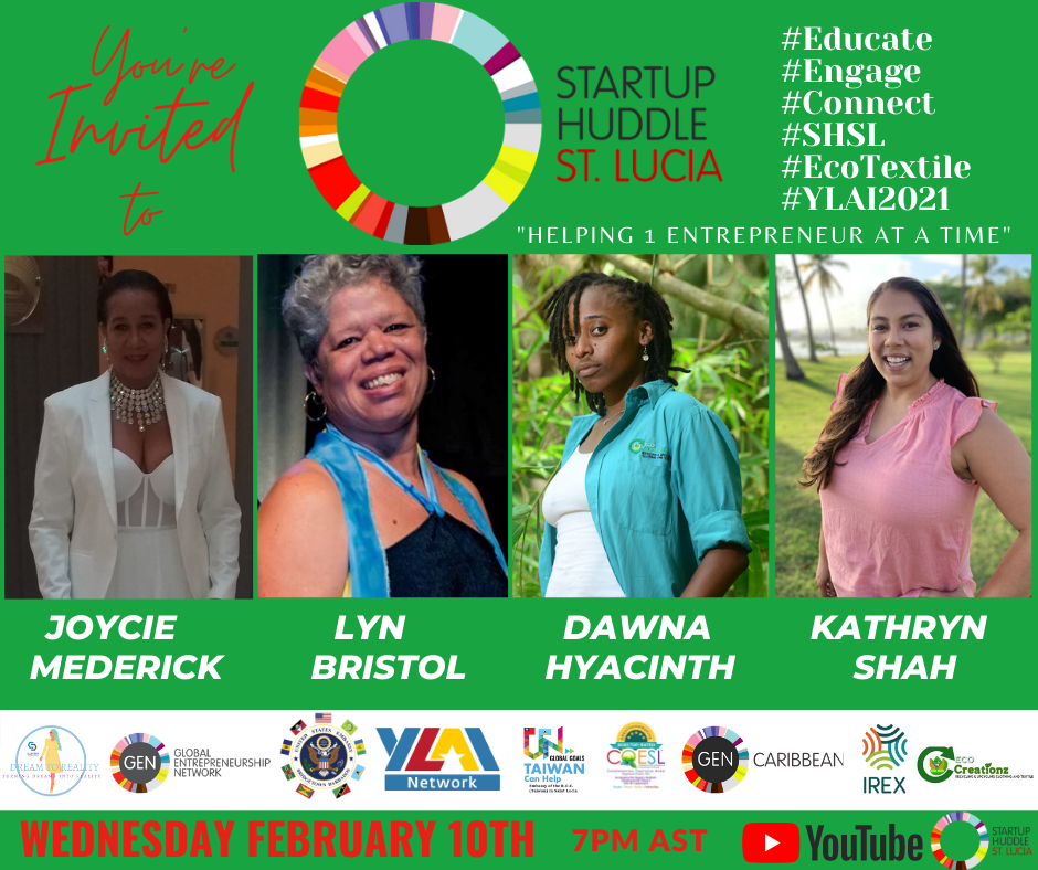 Startup Huddle St. Lucia