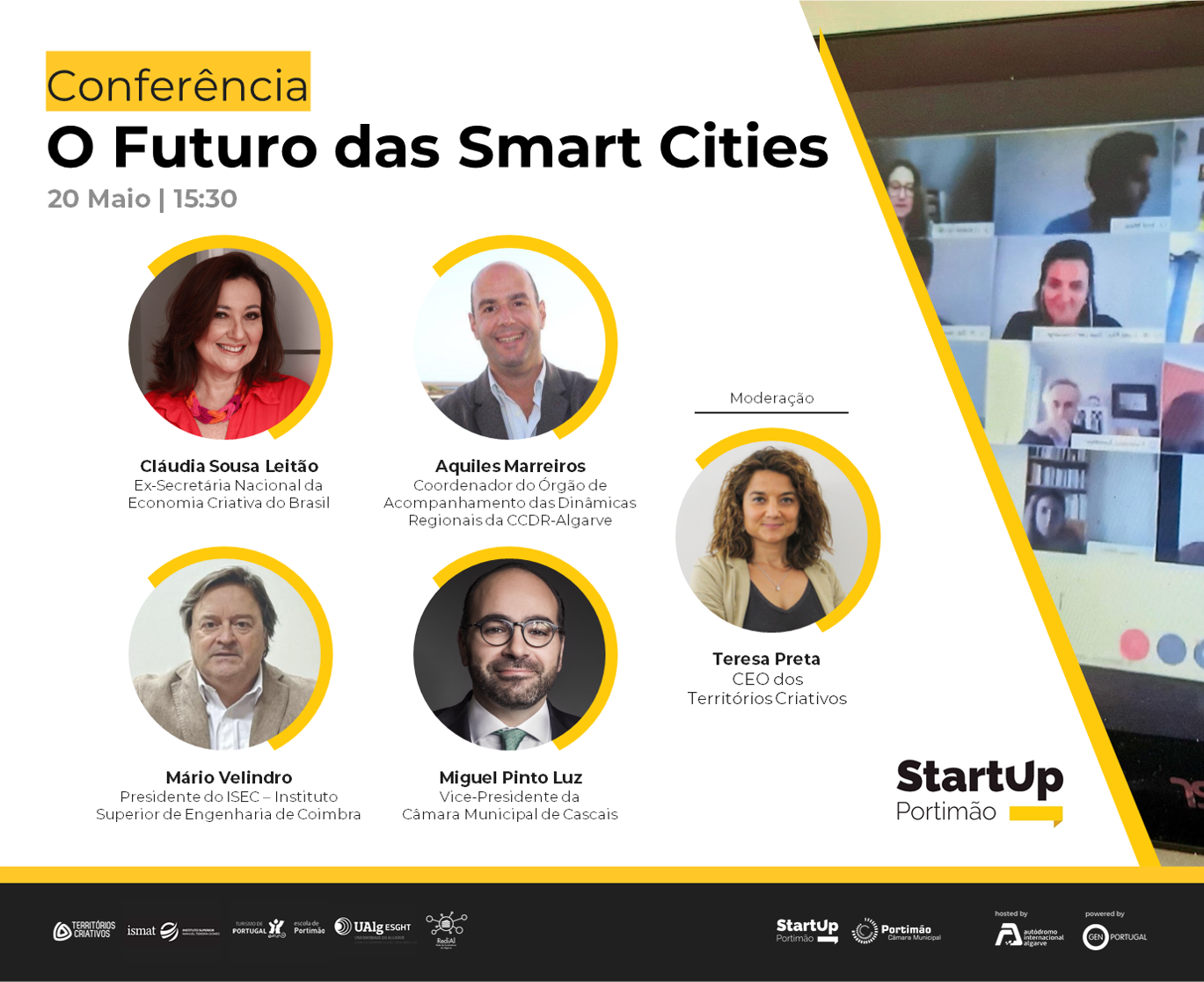"""Conference """"The Future of Smart Cities"""""""