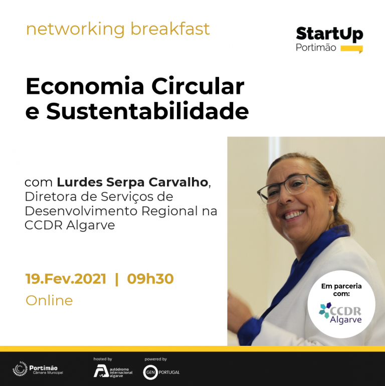 Networking Breakfast - Circular Economy and Sustainability