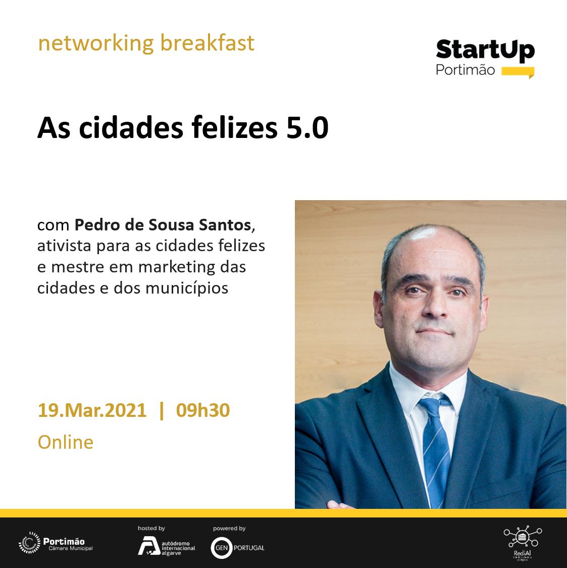 Networking Breakfast – Happy Cities 5.0