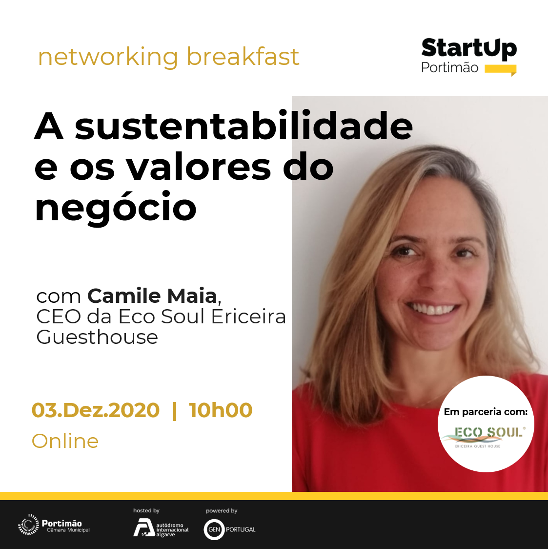 Networking Breakfast - Sustainability and Business Values