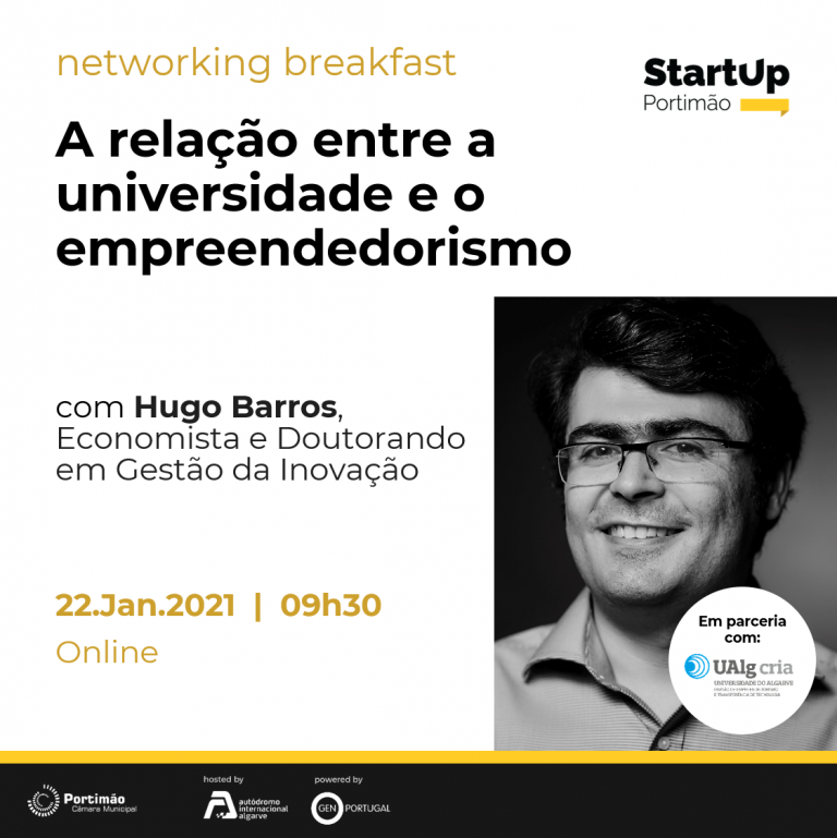 Networking Breakfast - The Relationship Between Universities and Entrepreneurship