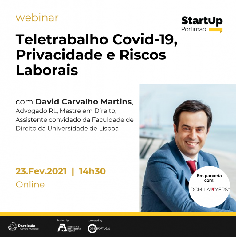 Webinar – Covid-19, Remote Work, Privacy and Workplace Risks