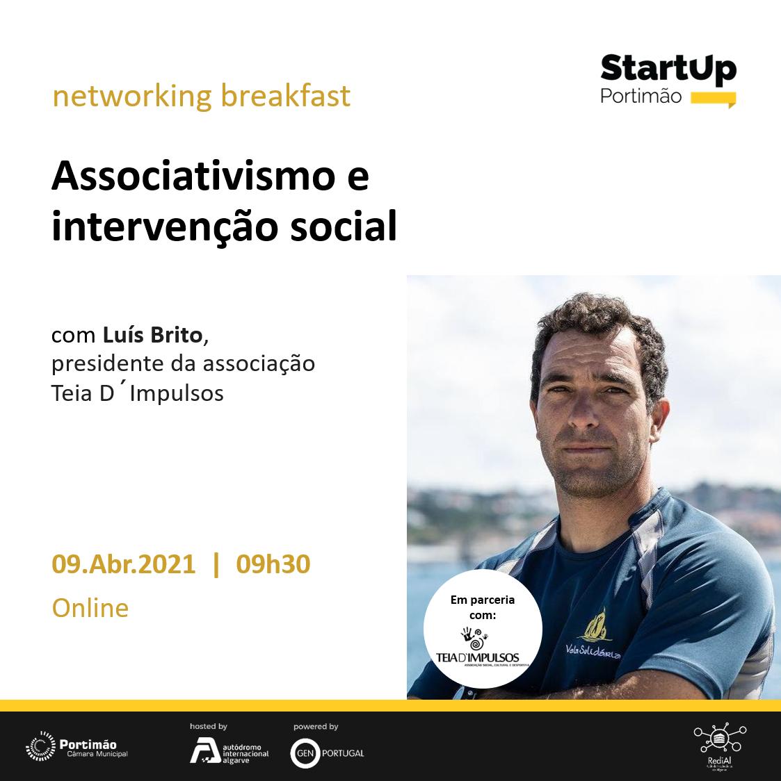Networking Breakfast – Associativism and Social Intervention