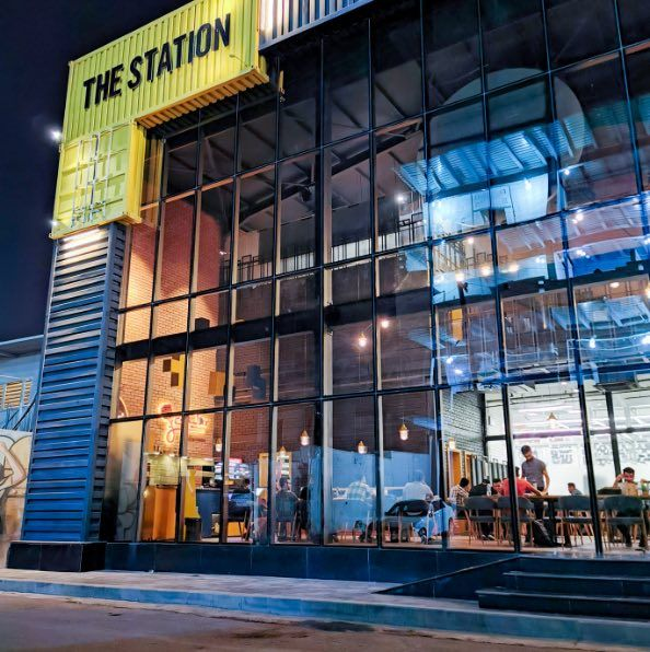The Station Centre for Entrepreneurship in Baghdad, Iraq
