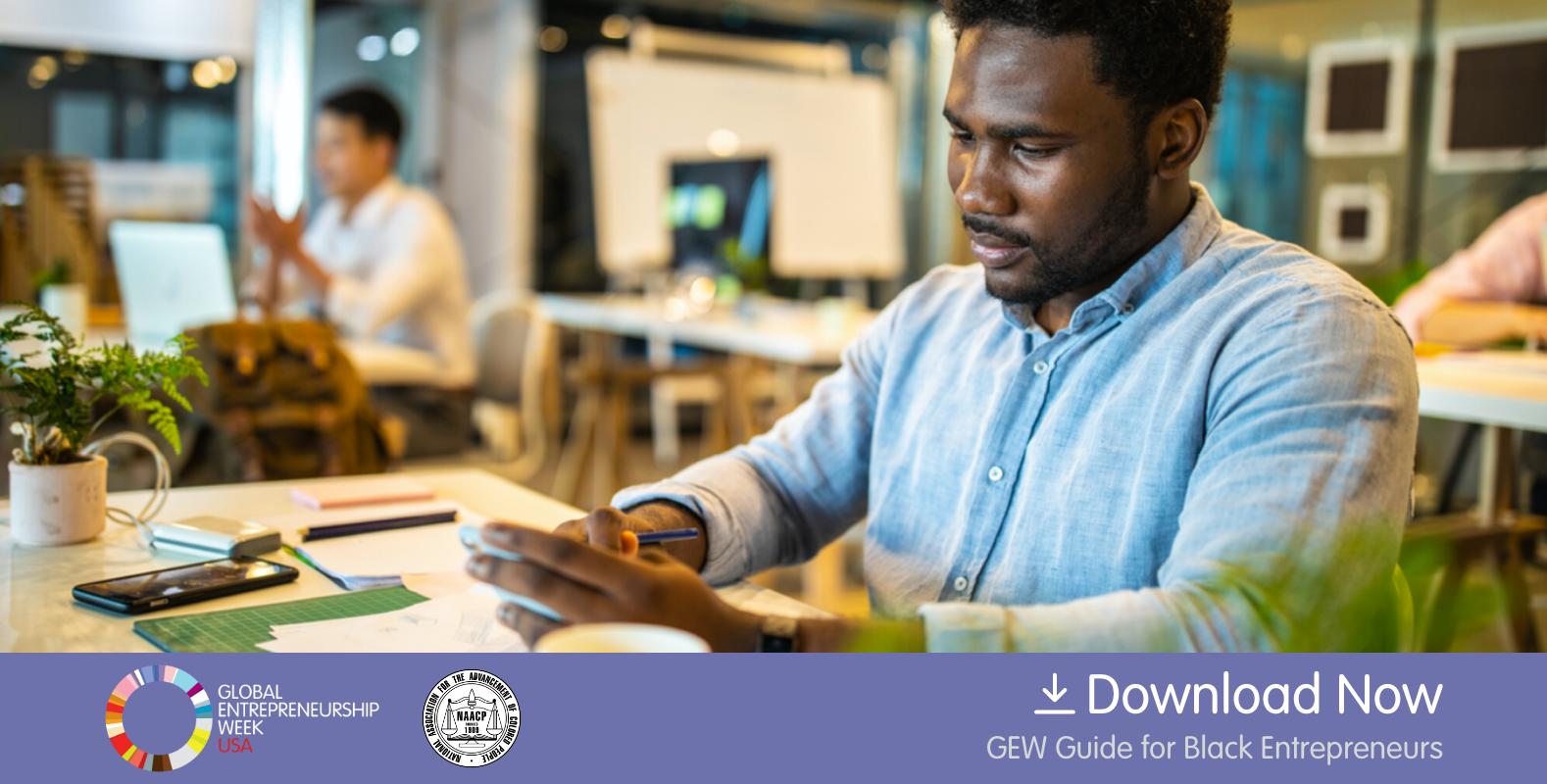 GEW Guide for Black Entrepreneurs