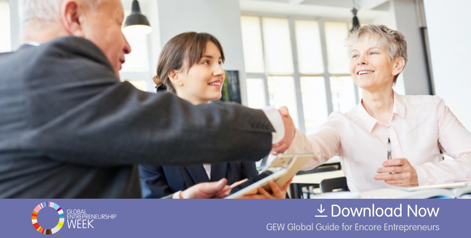 GEW Global Guide for Encore Entrepreneurs