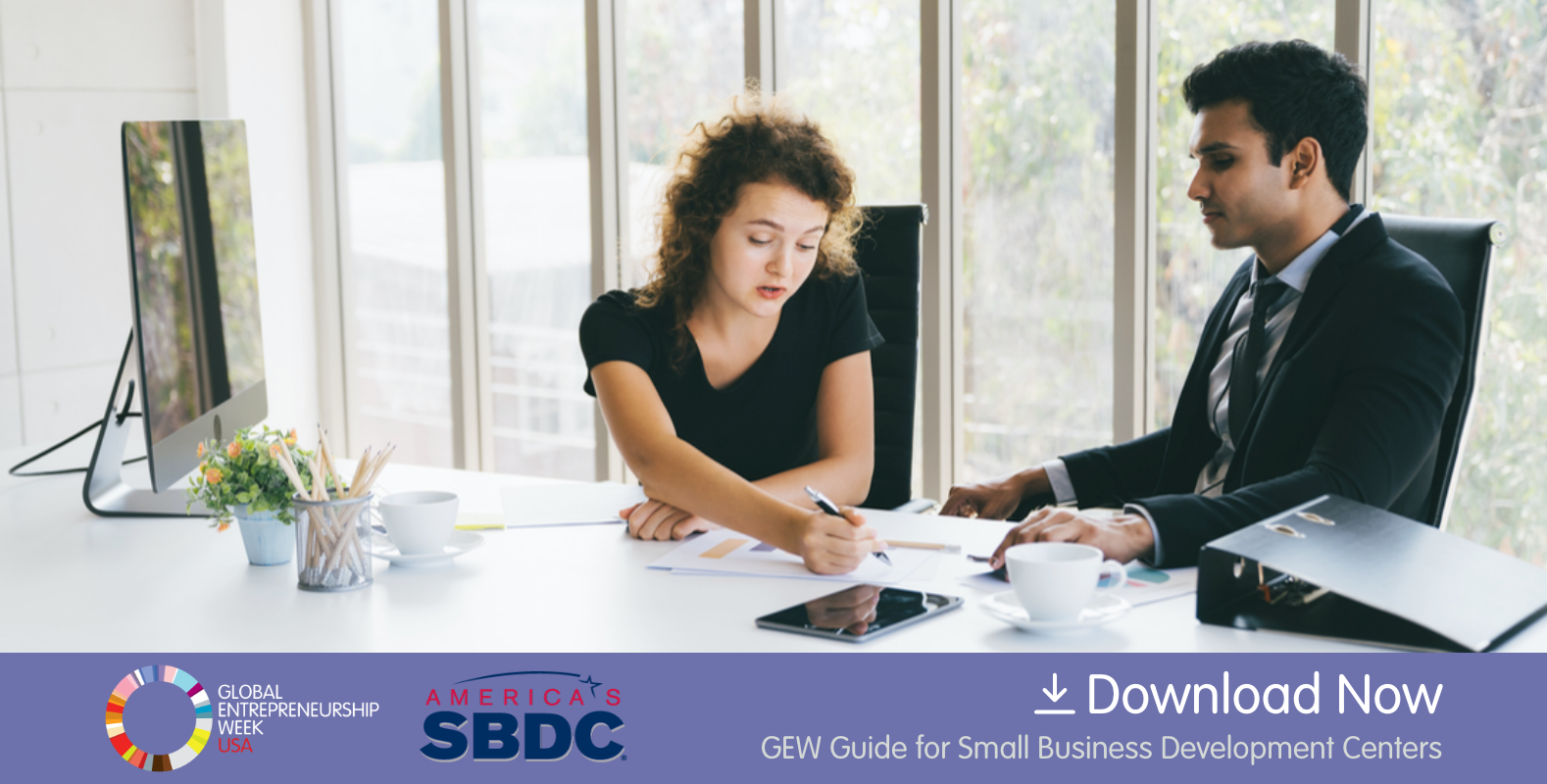 GEW Guide for Small Business Development Centers