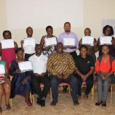 Graduation Ceremony of the Empretecos
