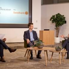 GEW event hosted by Swedbank Latvia