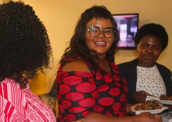 Agelvipa's Founder Victoria Haihambo