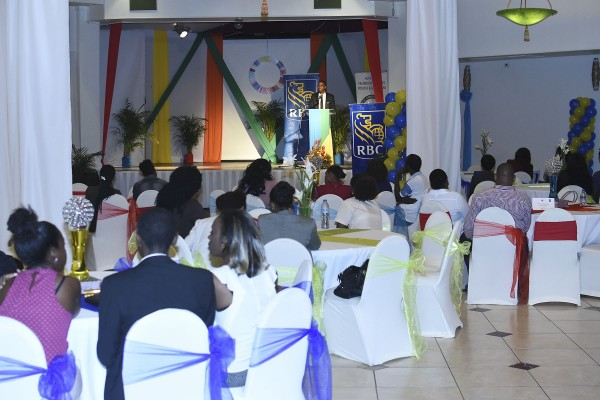 RBC Entrepreneurs Forum and GEW Launch