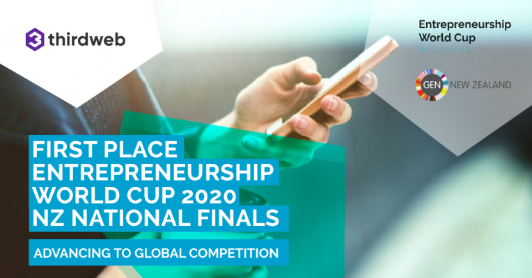 NZ STARTaUP TO COMPETE IN GLOBAL FINALS FOR THE ENTREPRENEURSHIP WORLD CUP