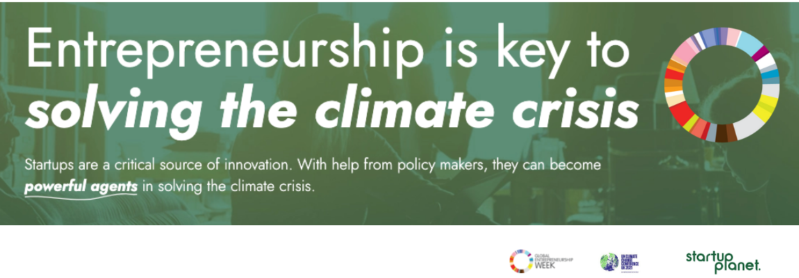 Tell us how your startup can help solve the climate crisis