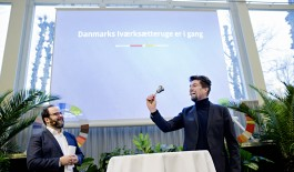 Impact start-up is opening GEW Denmark