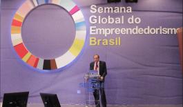 Bruno Quick, Technical Director of Sebrae