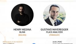 Ganadores del EWC 2021 de Bolivia y Paraguay