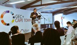 GERN Annual Meeting in Cape Town